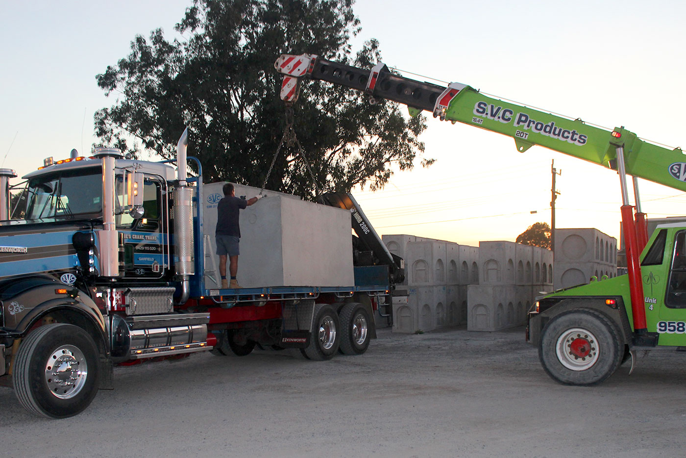The Importance of Proper Lifting Practices for Precast Concrete